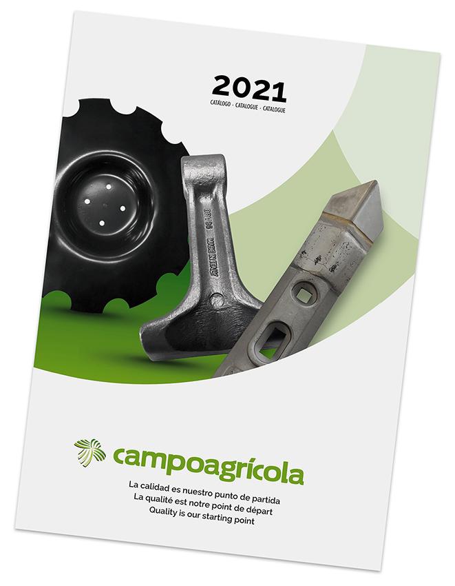 Nuevo catálogo 2021